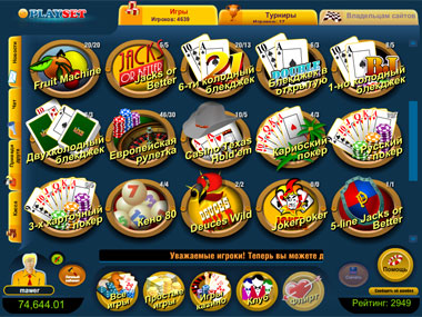 Что игровые автоматы интернет казино